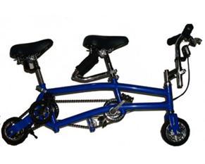 Mini cykel Tandem