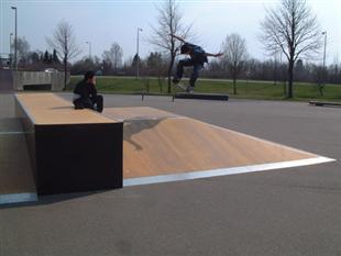 skatebane