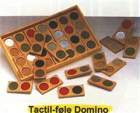 føle domino