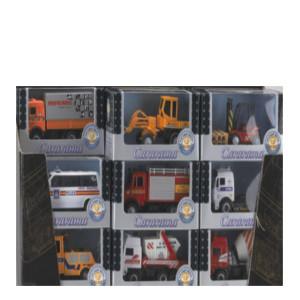 legetøjs truck