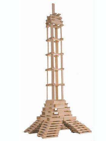 Kapla byggeklodser