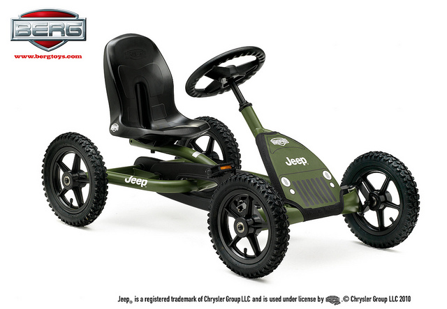 Jeep Junior Go-kart