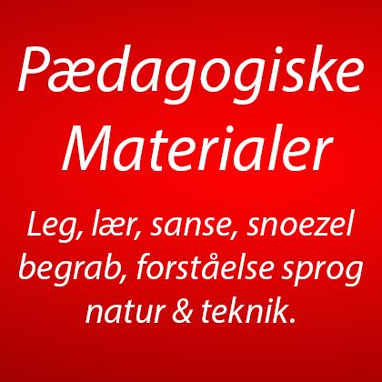 Pædagogiske Materialer (1)