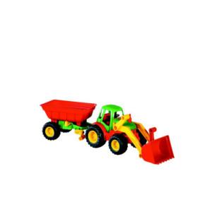 sand Traktor