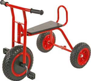 punkterfri cykel
