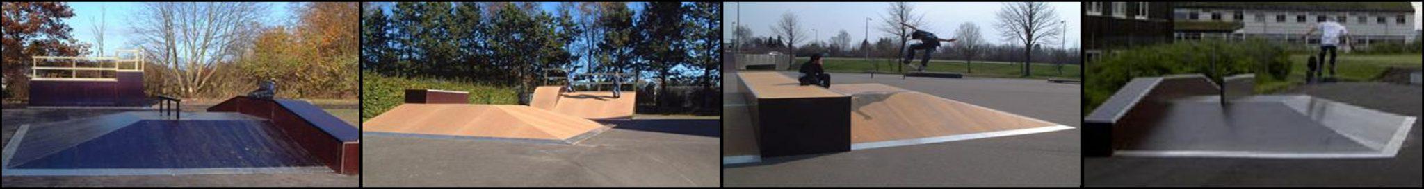 skateboard pyramide