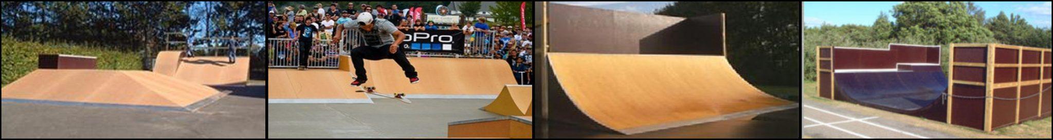 skateboard baner