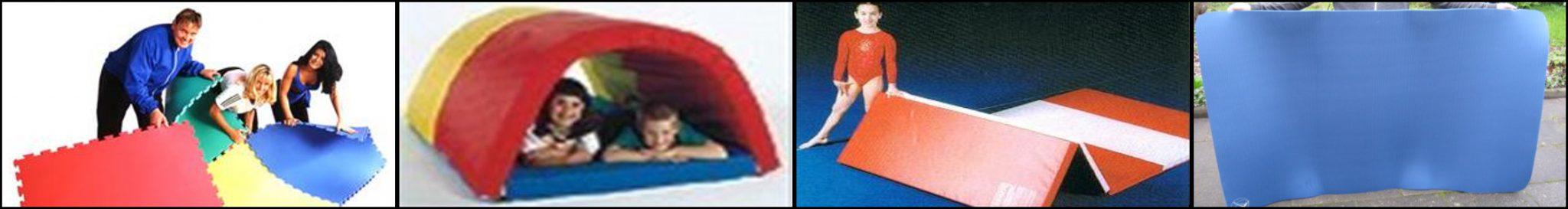 gymnastik måtter