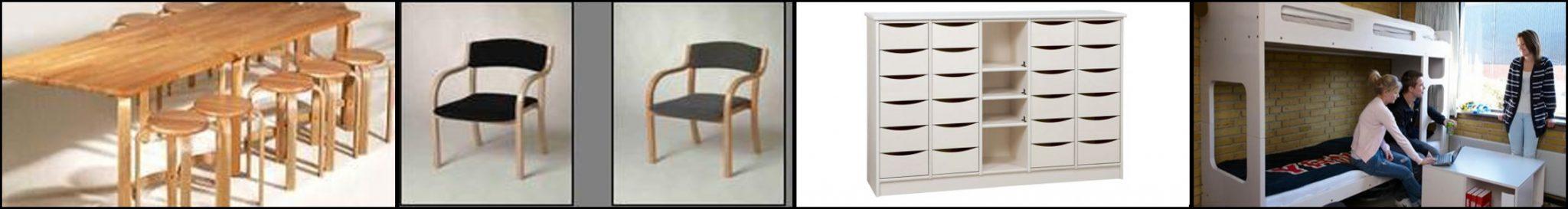 møbler og inventar