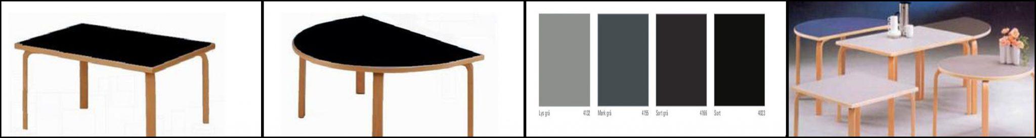 bord i lenoleum