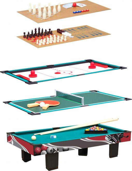 Multifunktionel spillebord