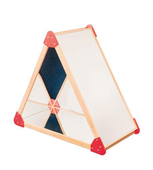 Spejlpyramide til læring i matematik og Kalejdoskopeffekten