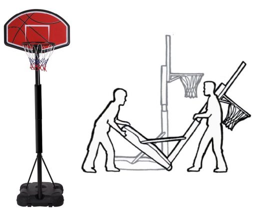 Basket stander