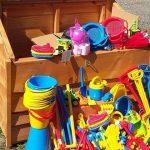legetøjskasse uden låg